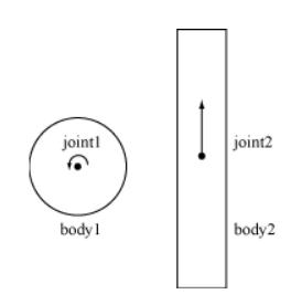 LOVE 0 10 | love physics newGearJoint : 初心者入門サンプル