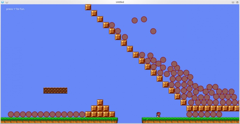 Download the most recent version as of June 14, 2010: lovely mario ...